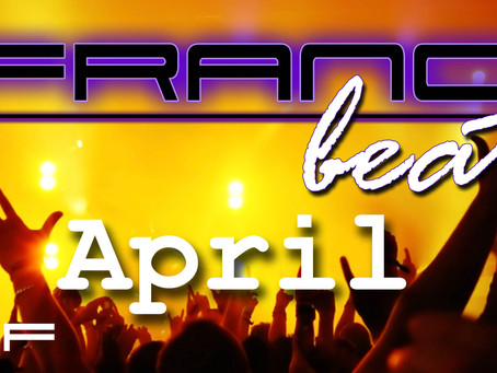 CHECK OUT FRANCbeats APRIL OFFERINGS
