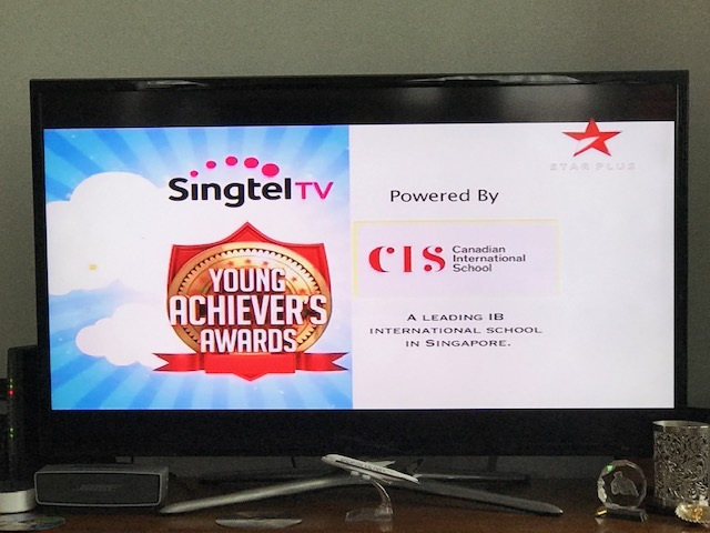 Young Achievers Award