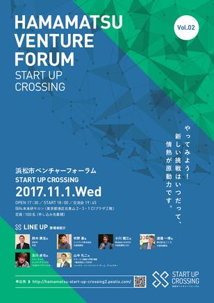 浜松市ベンチャーフォーラム START UP CROSSING@ifs未来研サロンにて弊社代表の渡邉がパネラーとして参加させて頂きました