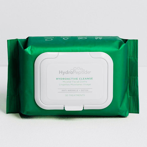 Hydroactive Cleanse Facial Wipes