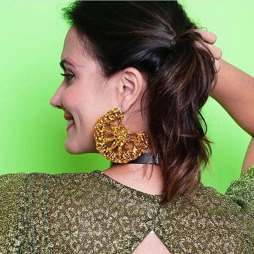 Argola Crochet Leitte
