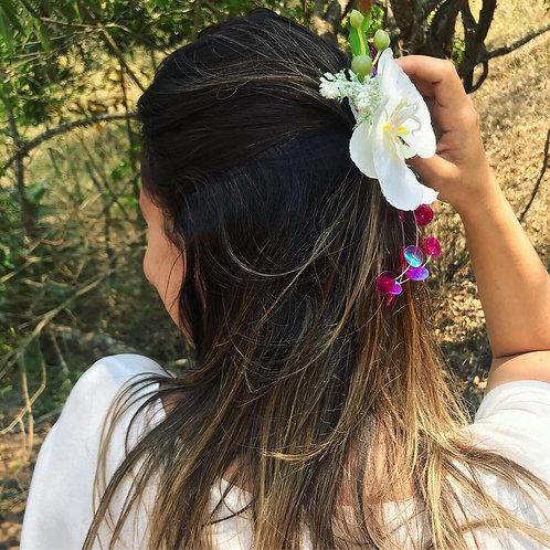 Casquete Orquídea