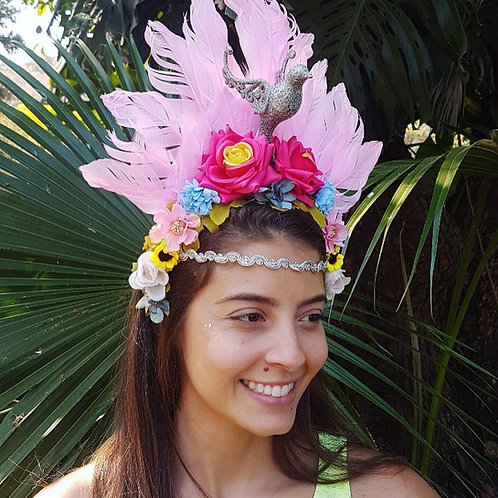 Cabeça Beija-Flor
