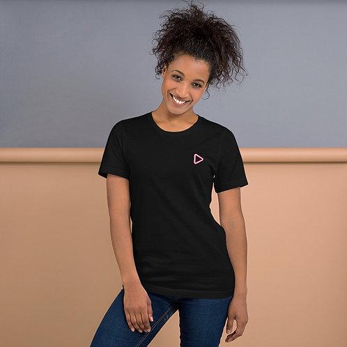 T-shirt Unisexe à Manches Courtes Femme