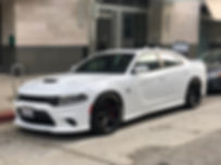 Dodge Charger Hellcat Rental Los Angeles