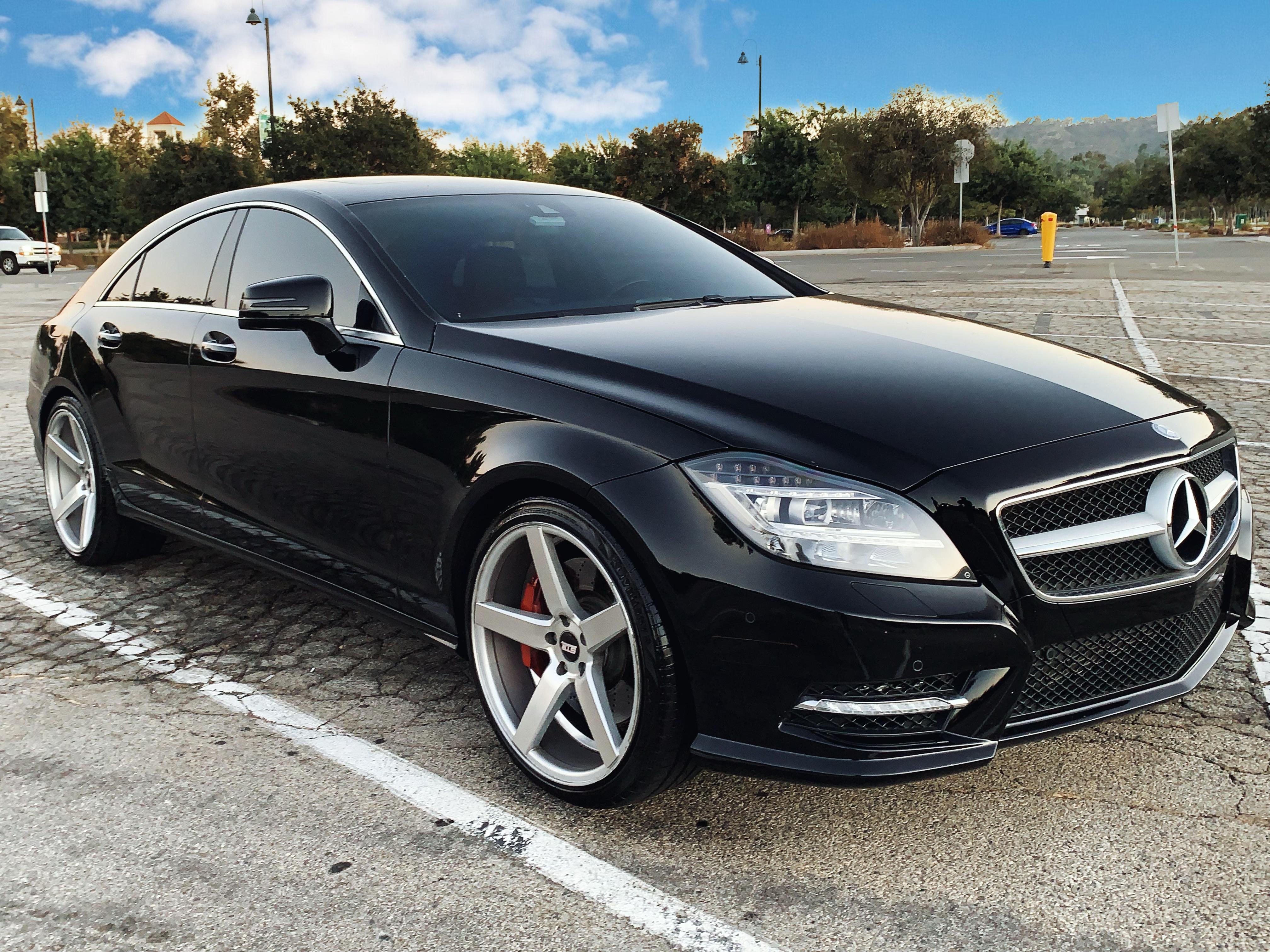 Mercedes CLS550