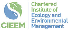 Our ecology team are members of the Chartered Institute of Ecology and Environmental Management.