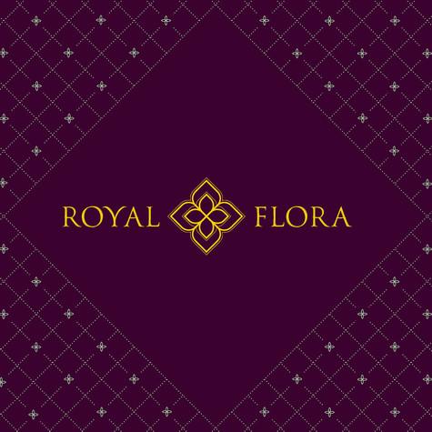 Logodesign Royal Flora