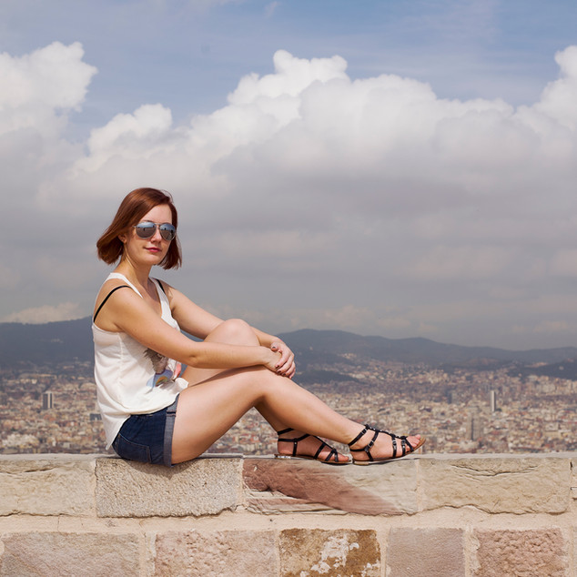 Travel Portrait