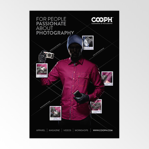 COOPH Advertising Concept
