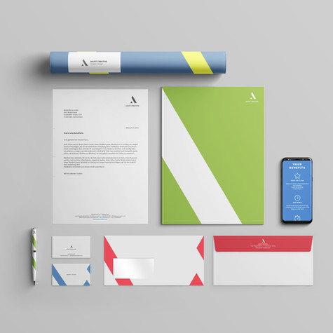 Stationery AAust-Creative