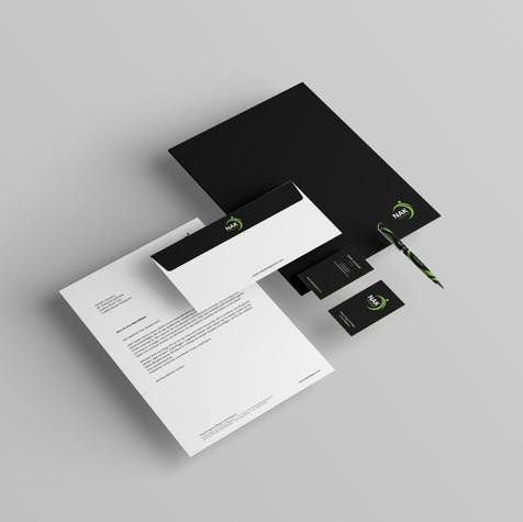 Corporate Design für NAK Philippines