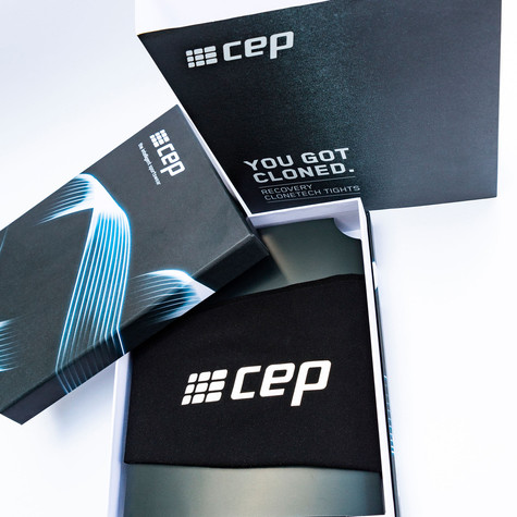 CEP packaging concept and design