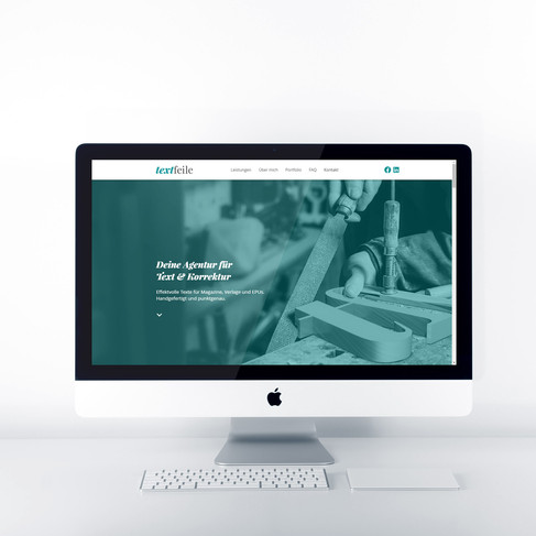 Websitegestaltung textfeile.at