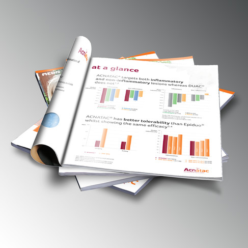 MEDA Pharma Informationsdesign