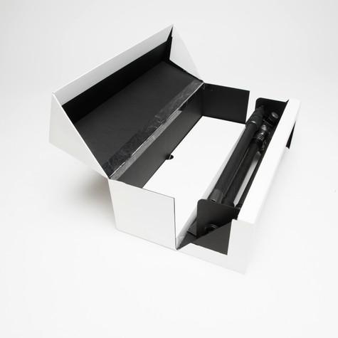 Gitzo packaging concept