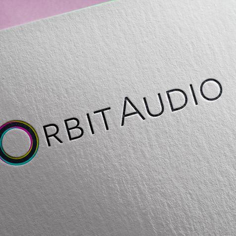 Corporate Design für Orbit Audio