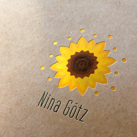 Logodesign für Nina Götz