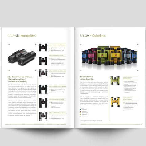 Leica Sport Optics catalogue