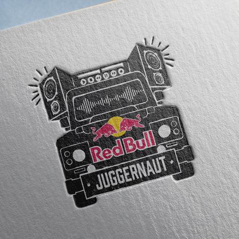Red Bull Eventcar Logo