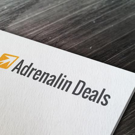 Adrenalin Deals Logo