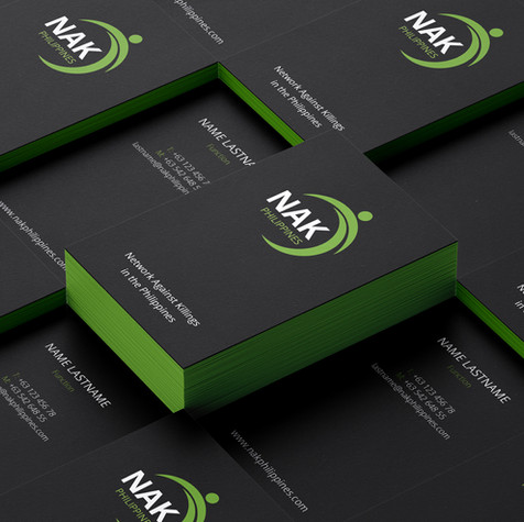 Corporate Design for NAK Philippines