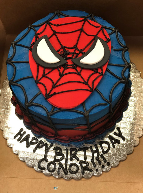 Spiderman Birthday Cake.jpeg