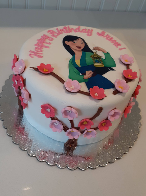 Mulan Flower Birthday Cake.jpg