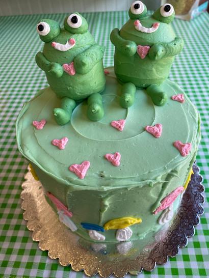 Frosting Frogs Birthday Cake.jpeg