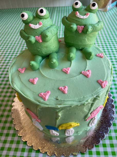 Frosting Frogs Birthday Cake.jpeg