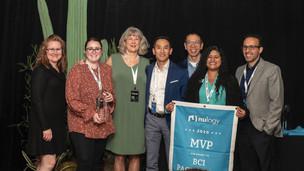 Boone Center, Inc. Wins 2020 Nulogy PackStar Award