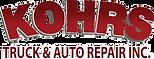 Kohrs Truck Repair logo