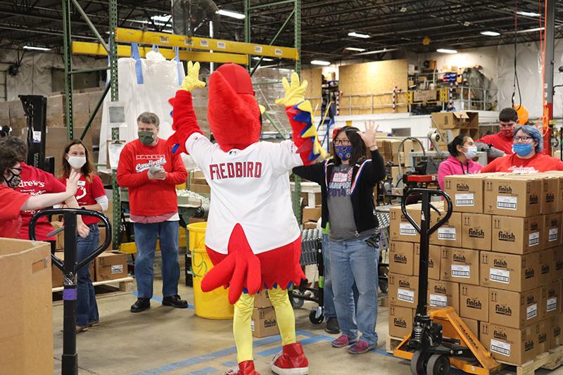 FREDBIRD's biggest fans