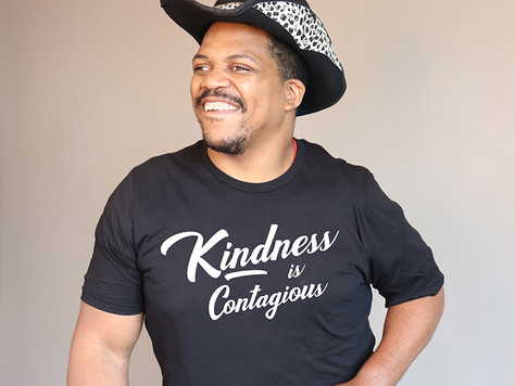 Spreading Kindness, Together: T-Shirt Fundraiser is June 8-26