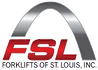 Forklifts of St. Louis logo