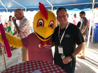 Brewskeez and Big A's Earn Top Wing Ding Honors; Duke's Sweeps BBQ
