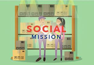 Social Mission box