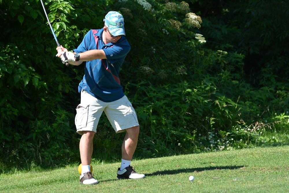 Nick M., Missouri golfer, Special Olympics USA Games 2018