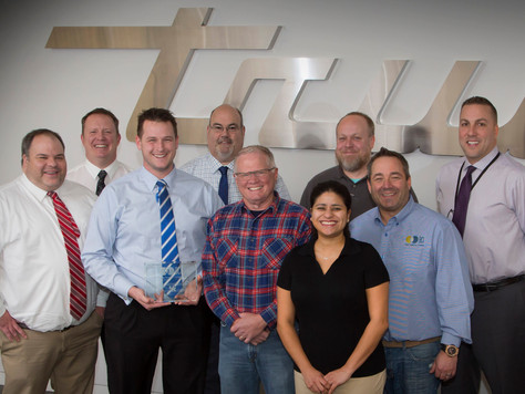 True Manufacturing, MillerCoors/Summit, Kloppenburg Honored
