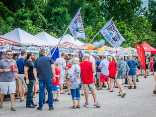Vendor Booths Available at 21st Annual Wing Ding on June 20, 2019