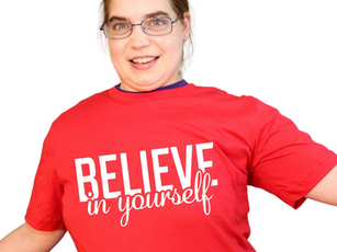 """BCI Hosting """"Believe in Yourself"""" T-Shirt Sale"""