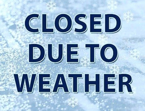 BCI Production Closed Due to Weather on Monday, December 16th