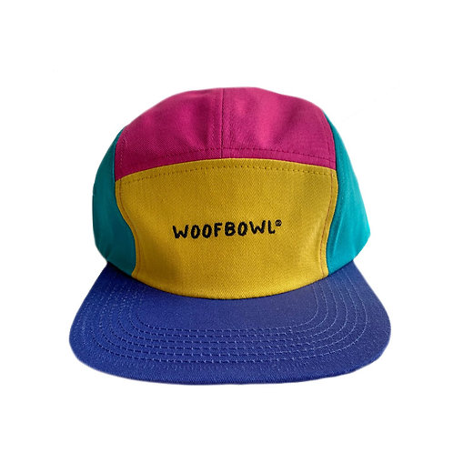 Woofbowl 5 Panel Hat