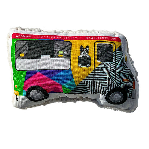Woofbowl Food Truck Dog Toy