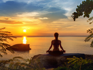 Meditation - it isn't about switching your thoughts off