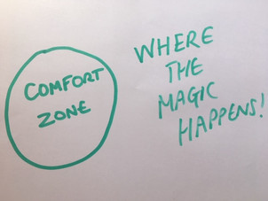 How to step out of your comfort zone and why you should do it