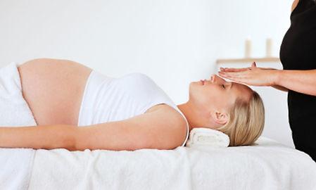 Reiki + Zwangerschap Bijzondere  Combinatie