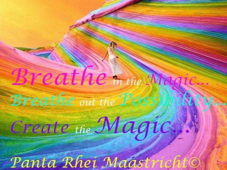 Breathe in the Magic...