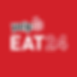 Yelp - Eat 24 Logo