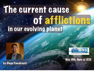 The current cause of afflictions in our evolving planet